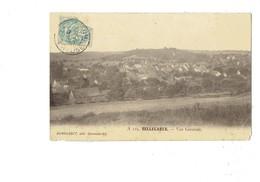 Cpa - 23 - Bellegarde - Vue Générale - N° A 125 Dumousset Edit. - 1907 - Bellegarde