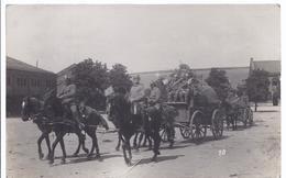 9399-10 - Pickelhauben Auf Vormarsch - Feldpost Nach Pirmasens - 12 Bayrisch. Inf. Division - Guerre 1914-18