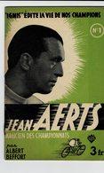 Petit Livre Edition Ignis La Vie De Nos Champions 1942 Complet Rare - Sport