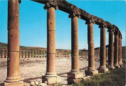 The Forum Of JERASH - Jordanie