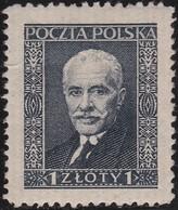 Polen   .  Yvert   344a         .    *      .   Ungebraucht Mit Gummi Und Falz  .   /  .   Mint Hinged - 1919-1939 Republic