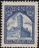 Polen   .  Yvert   Xxx       .    *      .   Ungebraucht Mit Gummi Und Falz  .   /  .   Mint Hinged - 1919-1939 Republic