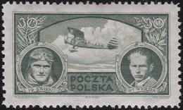 Polen   .  Yvert   364       .    *      .   Ungebraucht Mit Gummi Und Falz  .   /  .   Mint Hinged - 1919-1939 Republic