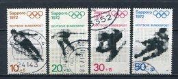 BRD Nr.680/3     O Used      (10470)  (Jahr:1971) - BRD