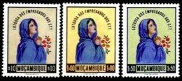 MOÇAMBIQUE, Vinhetas, F/VF - Fiscaux