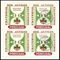 PORTUGAL, Vinhetas Caridade, F/VF - Fiscaux