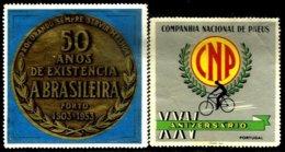 PORTUGAL, Vinhetas Comemorativas, F/VF - Neufs
