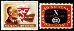 PORTUGAL, Vinhetas Comemorativas, F/VF - Fiscaux
