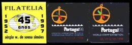 PORTUGAL, Vinhetas Filatélicas, F/VF - Fiscaux