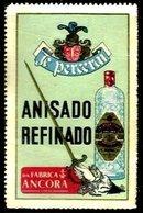 PORTUGAL, Vinhetas Publicidade, F/VF - Fiscaux