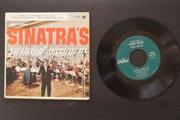 FRANK SINATRA  SWINGIN SESSION PART 3 RARE EP AMERICAIN 1961 - 45 T - Maxi-Single