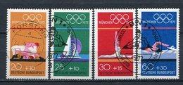 BRD Nr.719/22     O Used      (10485)  (Jahr:1972) - BRD