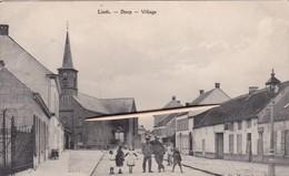 Lint, Dorp, Village, 2 Scans, - Lint