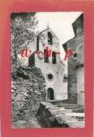 CPSM - LATOUR De CAROL  (Pyr. Or.) - 10 - La Vieille église  - éditeur Combier - Autres Communes