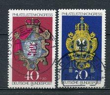 BRD Nr.764/5     O Used      (10508)  (Jahr:1973) - BRD
