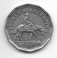 *argentina  10 Pesos  1967  Km 60  Xf+ - Argentine