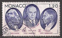 Monaco  (1976)  Mi.Nr.  1218  Gest. / Used  (3ad28) - Gebraucht