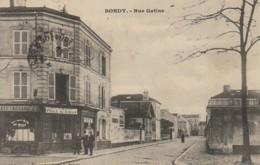 93 BONDY   Rue Gatine - Bondy