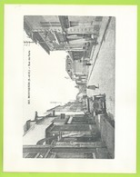 D 91 PHOTO Repro MONTGERON Rue De Paris Voiture DE DION BOUTON  Ecole Maternelle,animee N035 - Lugares