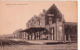 Pont-à-Celles: La Station Du Nord. - Pont-à-Celles