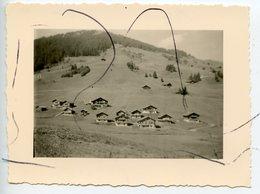 PHOTO . Morgins . Les Chalets . Août 1960 - Plaatsen