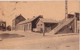Jumet-Brulotte: La Gare. - Charleroi