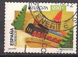 Spanien  (2015)  Mi.Nr.    Gest. / Used  (3ad42)  EUROPA - 1931-Heute: 2. Rep. - ... Juan Carlos I