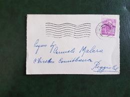 (13040) ITALIA STORIA POSTALE 1961 - 1961-70: Storia Postale
