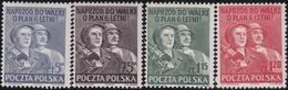 Polen   .  Yvert   585/585C       .    *      .   Ungebraucht Mit Gummi Und Falz  .   /  .   Mint Hinged - 1944-.... Republic