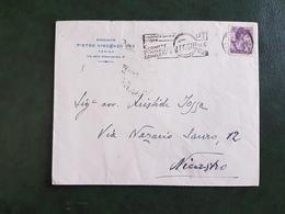 (13057) ITALIA STORIA POSTALE 1961 - 1961-70: Storia Postale
