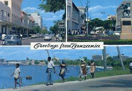 Tanzania - Multi View - Tansania