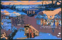 France 2018 - Centenaire Armistice 11 Novembre 1918 / 100 Years Armistice WWI - MNH - Prima Guerra Mondiale