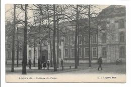 Leuven - College Du Pape. - Leuven