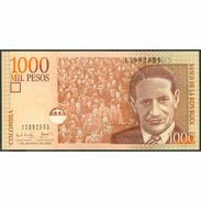 TWN - COLOMBIA 450a - 1000 1.000 Pesos 7.8.2001 UNC - Colombia