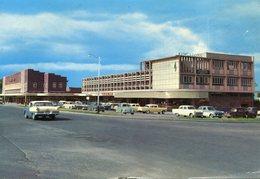 Zambia - Shopping Center Chingda - Cars - Zambie