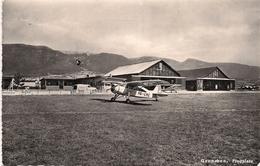 Aviation Flugplatz Grenchen - Granges - Aeródromos