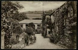 Ref 1250 - Early Postcard - Lee Post Office - Devon - England