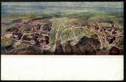 Ref 1250 - 1906 Exhibition Postcard - Esposizione Di Milano Italy - Veduta Generale - Exhibitions