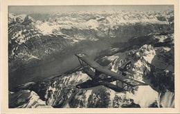 Aviation - Hydravion Macchi M3 - Ad Astra, Zurich - 1919 - 1919-1938: Entre Guerres