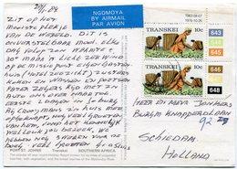 Transkei - Postcard - Carte Postale - Transkei
