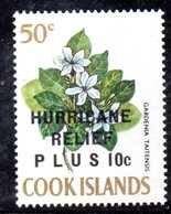 W1182 - COOK ISLANDS 1968 , Yvert 177  ***  MNH - Cook