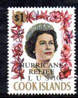 W1192 - COOK ISLANDS 1968 , Yvert 178  ***  MNH - Cook