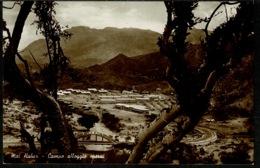 Ref 1251 - Early Real Photo Postcard - Mai Habar Eritrea - Workers Housing - Italy Interest - Eritrea