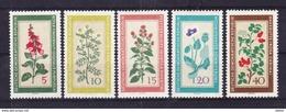 DDR 1960 Nr 471/75 **, Zeer Mooi Lot Krt 3058 - Collezioni (senza Album)
