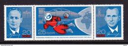 DDR 1965 Nr 838/40a ** Zeer Mooi Lot Krt 3100 ( Zie Ook Andere Mooie Loten Stebor) - Collezioni (senza Album)