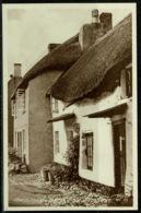 Ref 1251 - Postcard - Old Cottages Inner Hope - Hope Cove Devon - England