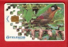 MALAYSIA  Chip Phonecard  BIRD - Malaysia