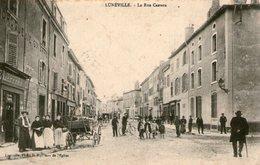 (83) CPA  Luneville  Rue Castara (bon Etat) - Luneville