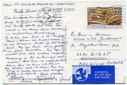 Swaziland - Postcard - Carte Postale - Swaziland (1968-...)