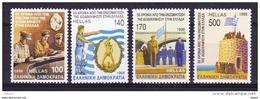 Griekenland 1998 Nr 1952/55 **,zeer Mooi Lot Krt 3345 - Francobolli